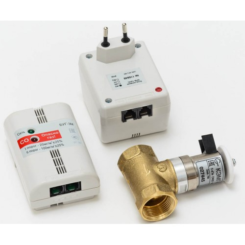 Сигнализатор БУГ с клапаном DN15 - DN50