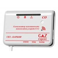 Сигнализатор загазованности СЗ-2.2